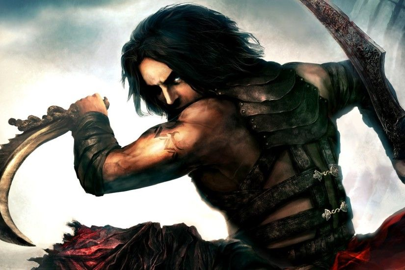 Prince Of Persia Warrior Within HD Wallpapers Backgrounds