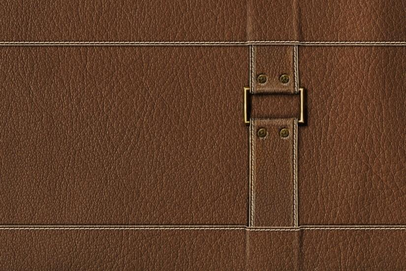 ... painted Wallpaper - Leather (Leder) by dasflon