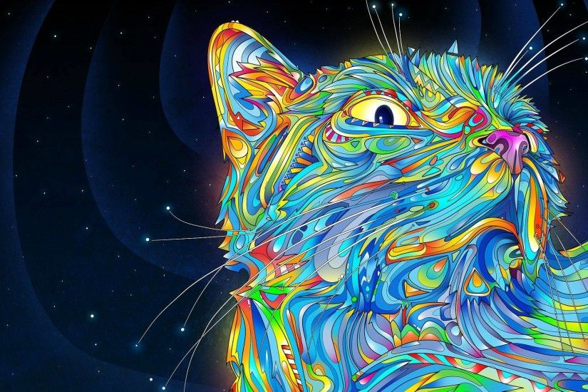 Trippy Wallpapers - Full HD wallpaper search