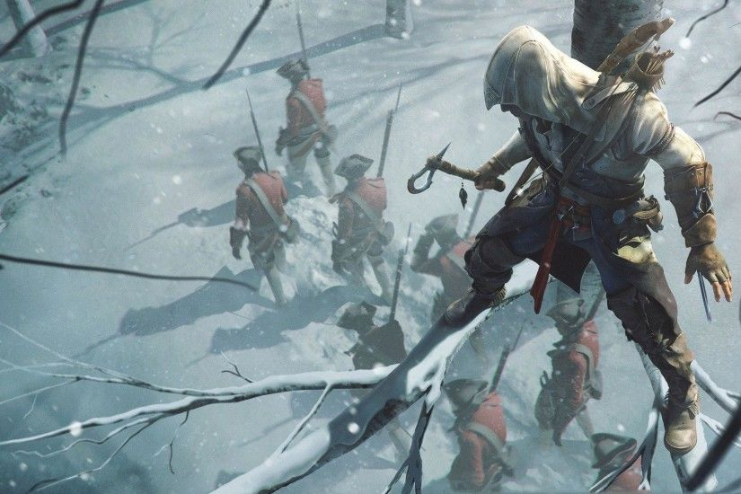 Assassin's Creed 3 Wallpapers - Full HD wallpaper search