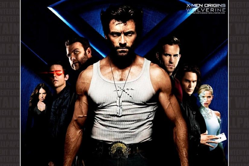 X-Men Origins: Wolverine Wallpaper - Original size, download now.