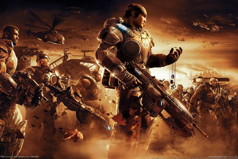 Best Gears Of War Wallpaper