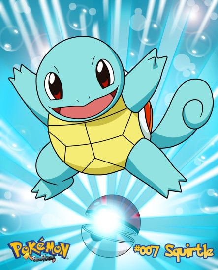 Pokemon-Squirtle by Bejitsu Pokemon-Squirtle by Bejitsu