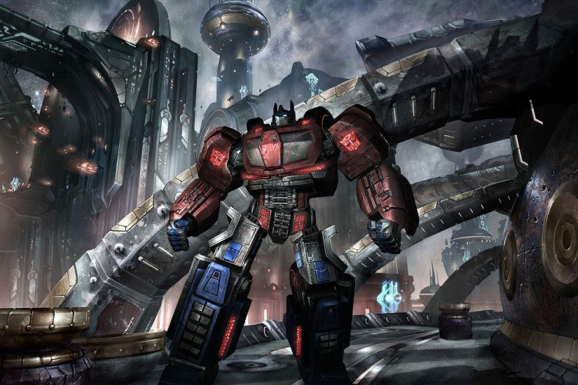 Tags: Anime, Transformers, Optimus Prime, Wallpaper