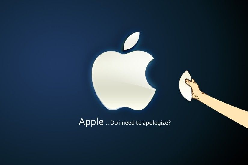 funny wallpapers apple Funny wallpaper for your desktop and mobile tablet.