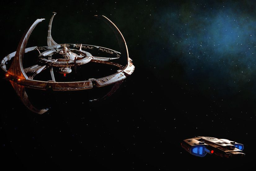 Star Trek Defiant DS9 By Gazomg On DeviantArt