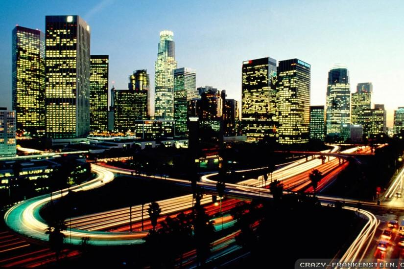 widescreen los angeles wallpaper 1920x1200 cell phone