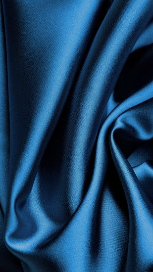 Blue Silk Fabric Texture iPhone 6 Plus HD Wallpaper ...