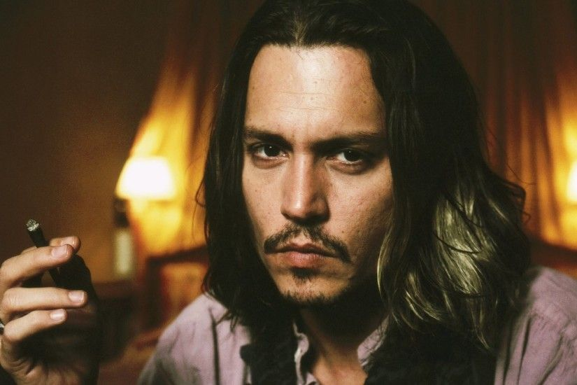 Johnny Depp HD; mad hatter ...