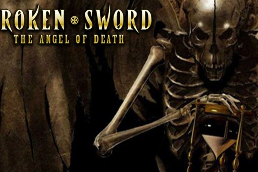 Free Awesome broken sword the angel of death