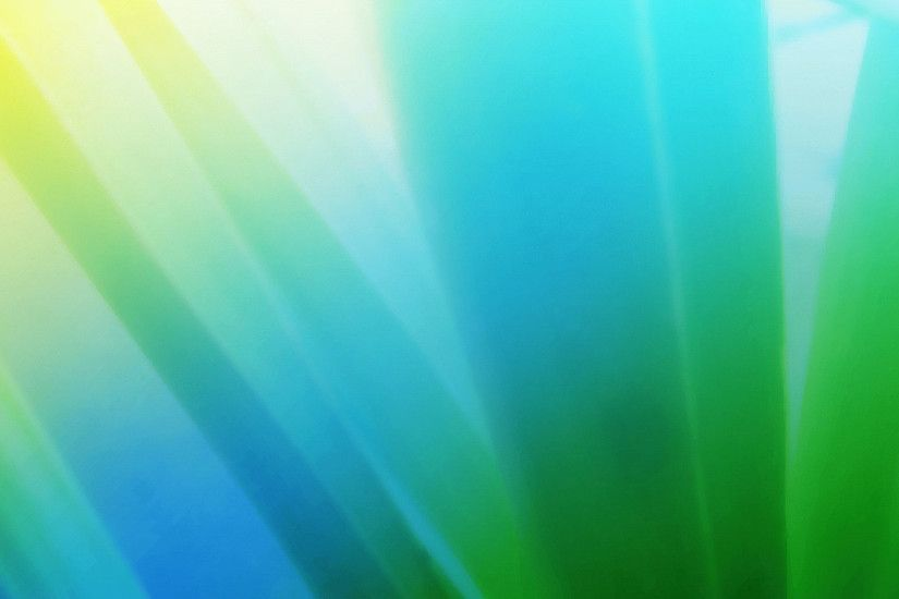 Abstract Blue Green Background