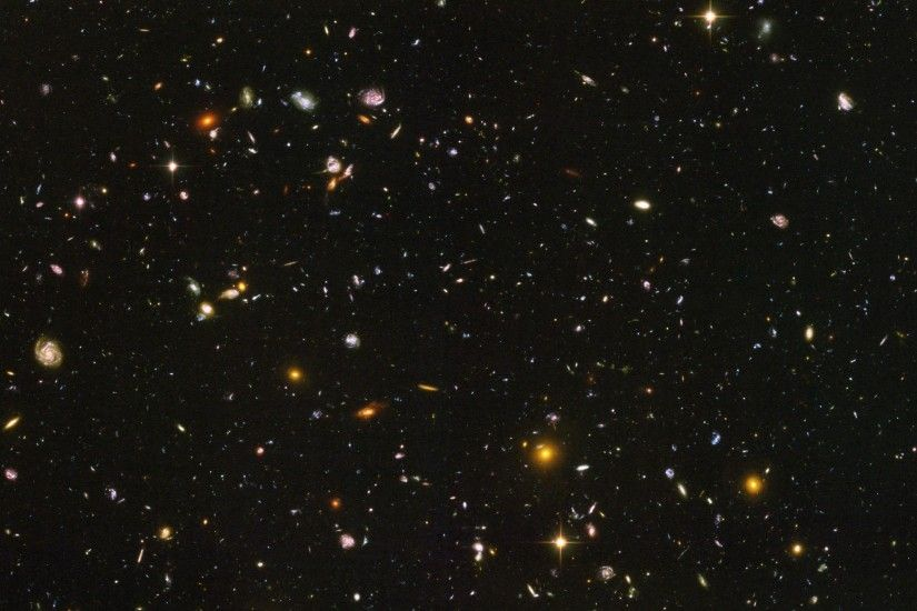 Hd Wallpapers Hubble Ultra Deep Field 1602 X 1200 1181 Kb Jpeg .