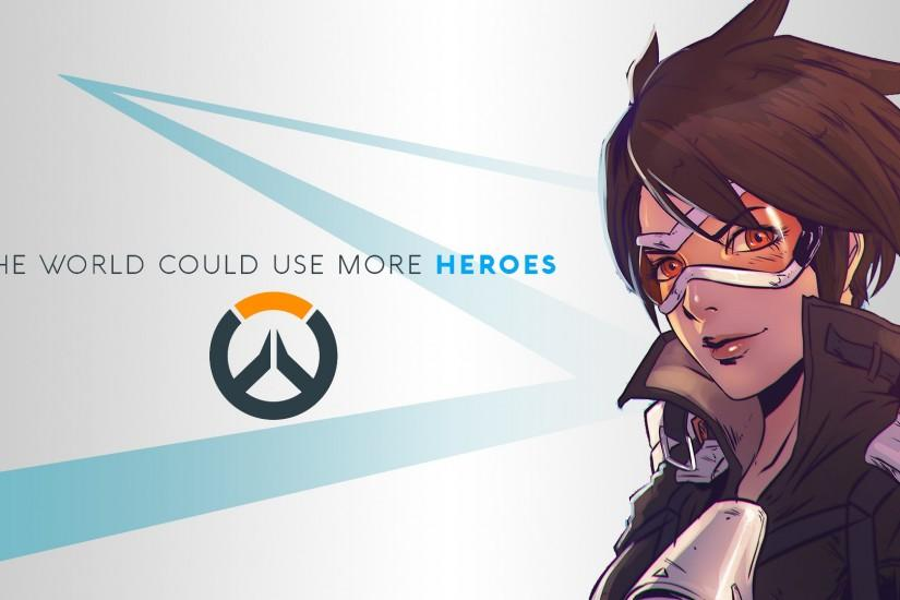 overwatch tracer wallpaper 1920x1080 for tablet