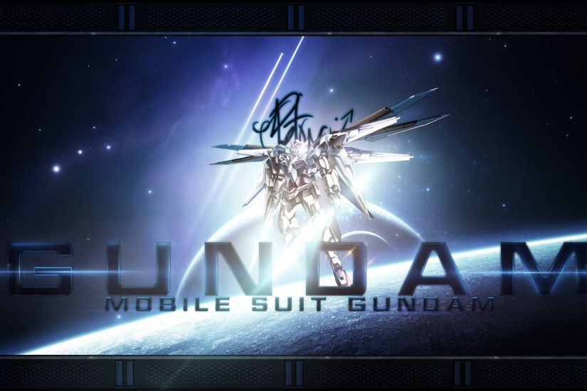... Gundam 00 Wallpaper by Pwn3ge by HaseoBg
