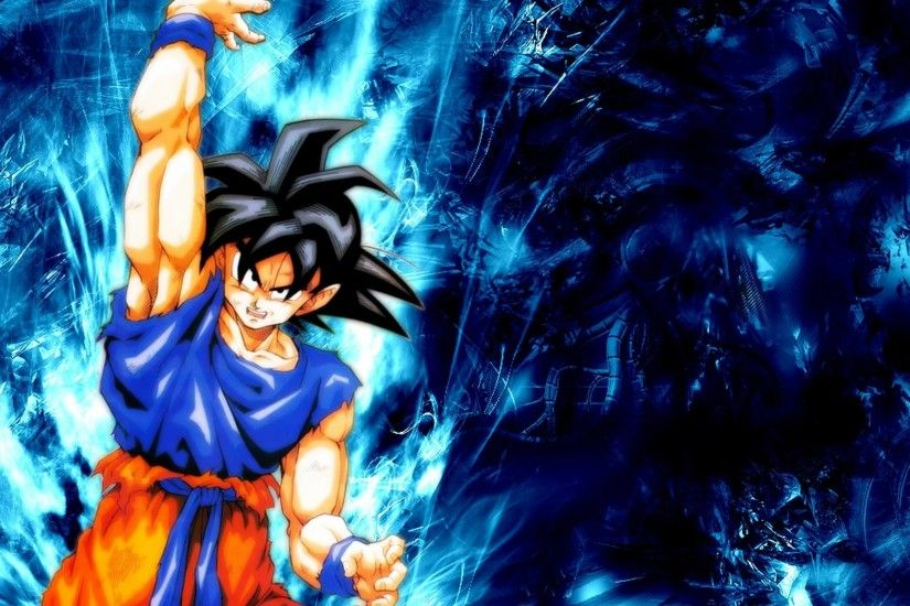 Dragon Ball Goku Wallpapers Collection ...