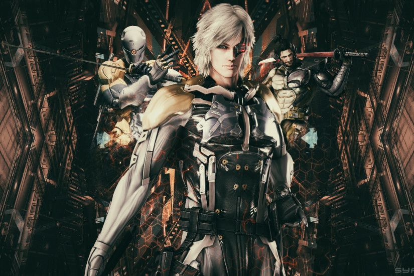 1920×1080 px. In this Metal Gear Rising Revengeance wallpaper you can ...