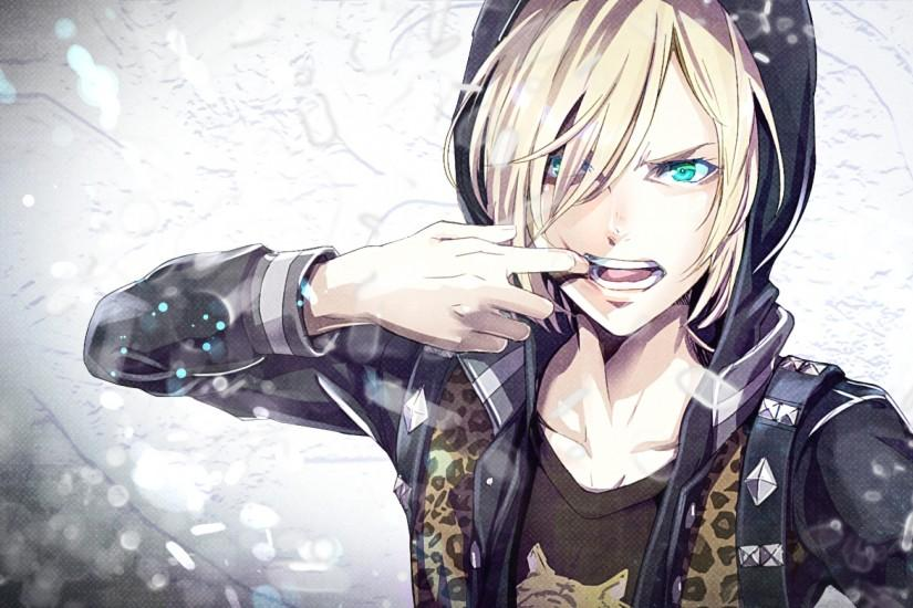 w/ - Yuri on Ice - Anime/Wallpapers - 4chan