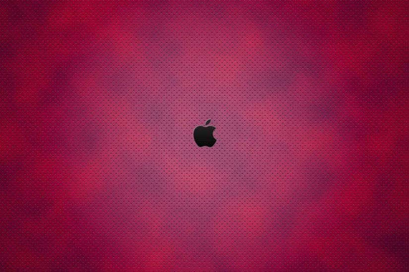 1920x1080 Wallpaper apple, mac, logo, brand, cells, bright, background