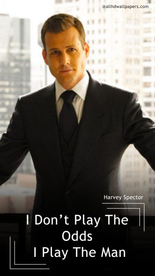 ... Harvey Specter mobile wallpaper ...