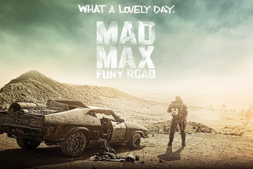 MAD MAX FURY ROAD sci-fi futuristic action fighting adventure 1mad-max  apocalyptic road warrior wallpaper | 1920x1080 | 666172 | WallpaperUP