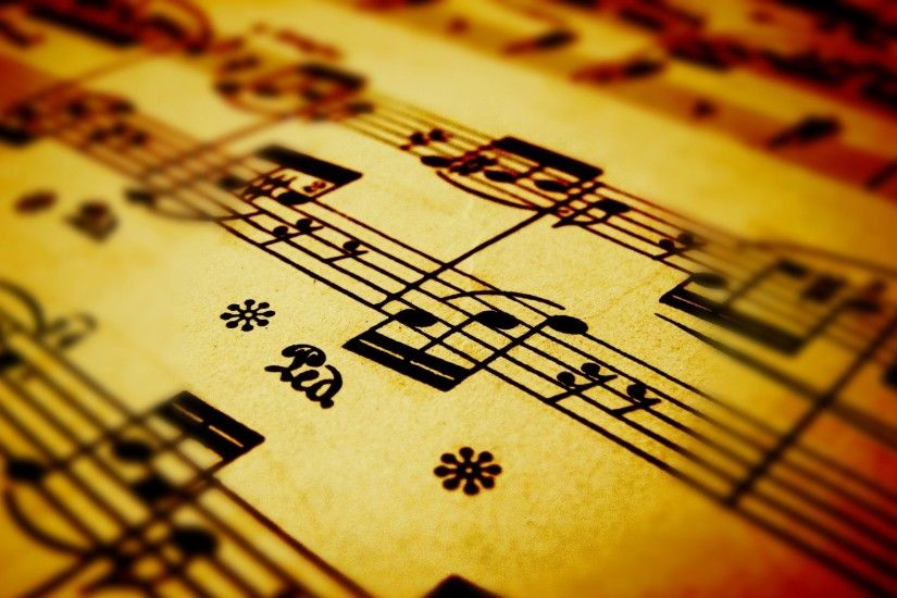 Music Notes Wallpaper 16208