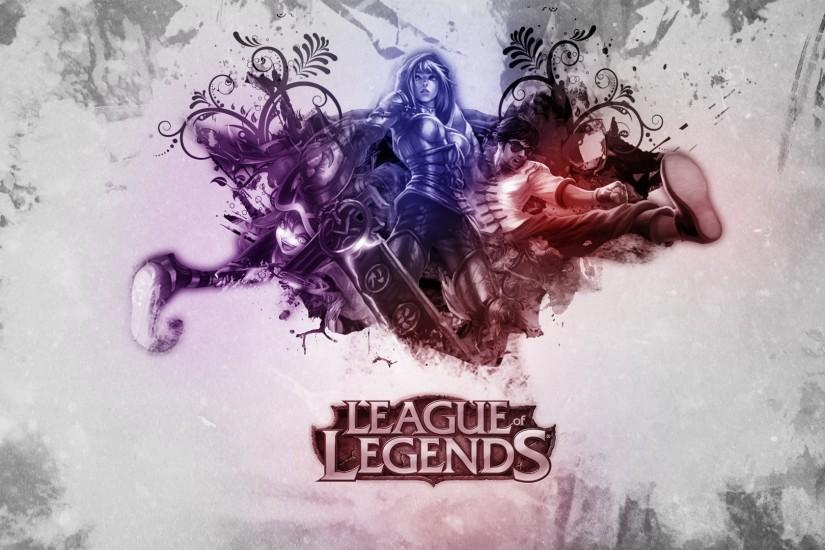 Awesome League of Legends Wallpaper