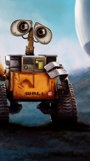 Wall E Iphone Wallpaper Hd