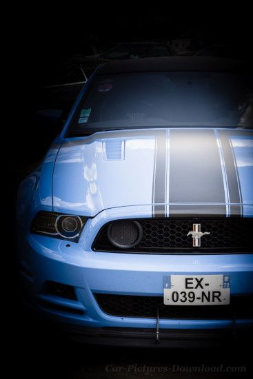 HD Ford Mustang wallpaper
