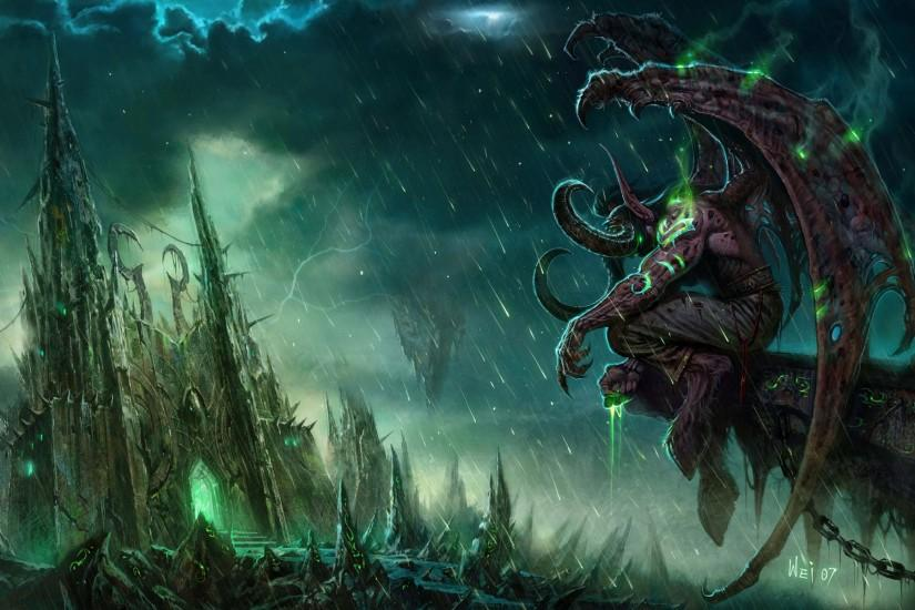 World of Warcraft PC Game Wallpapers | HD Wallpapers