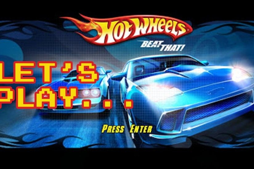 Hot Wheels Beat That (2007 PC Game) - YouTube