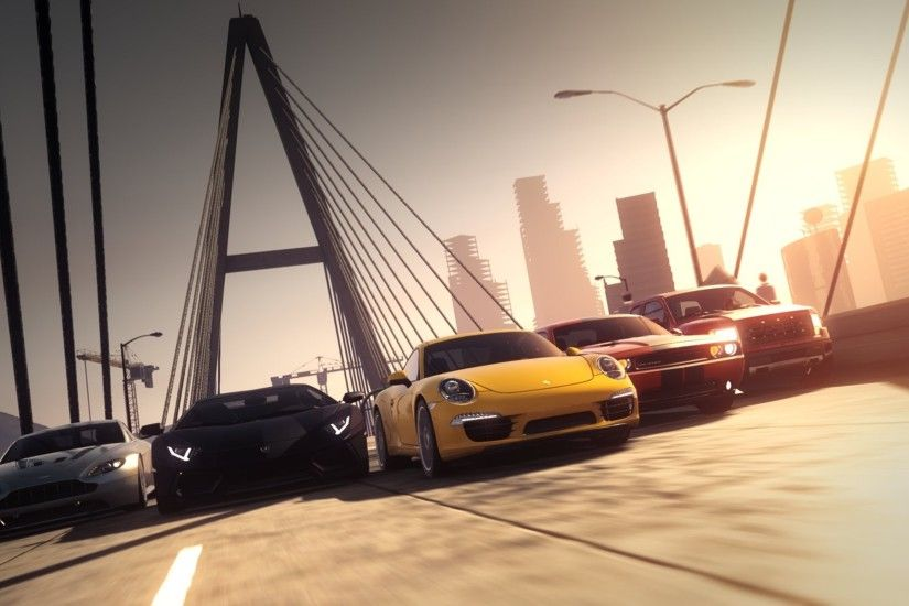 Need for Speed™ Most Wanted Announce Trailer -- Official E3 2012 - YouTube