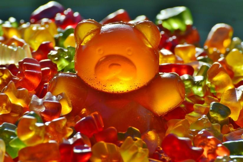 HD Candy Backgrounds - Marmalade candy wallpaper