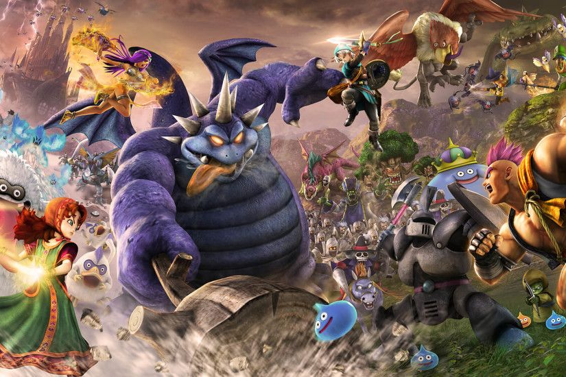 World of Dragon Quest 2 - OFFICIAL TRAILER