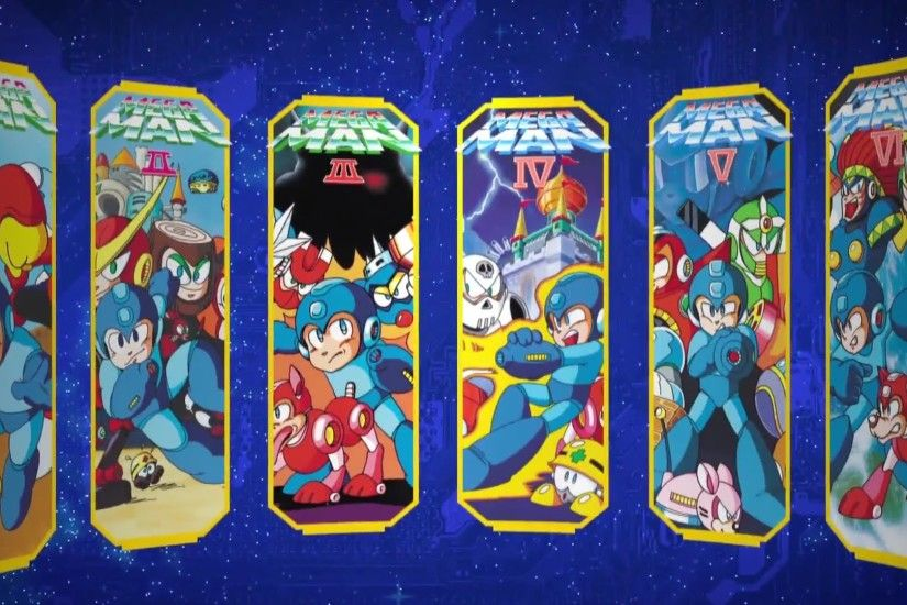 View, download, comment, and rate this 1920x1080 Mega Man Legacy Collection  Wallpaper -