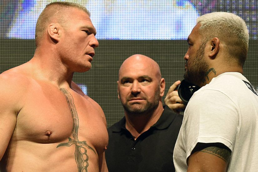 Brock Lesnar vs. Mark Hunt at UFC 200: Time, TV channel, online streaming |  MMA | Sporting News