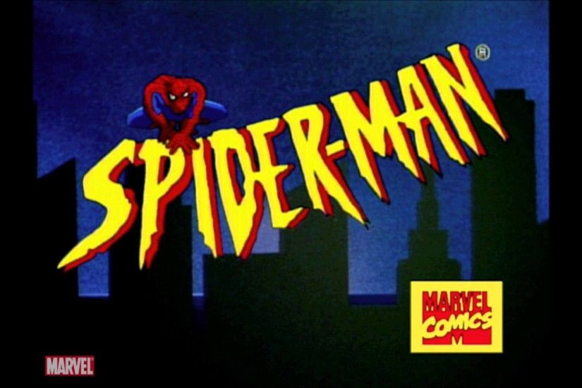Suite from Spider Man The Animated Series by Shuki Levy 1990's cartoon -  YouTube
