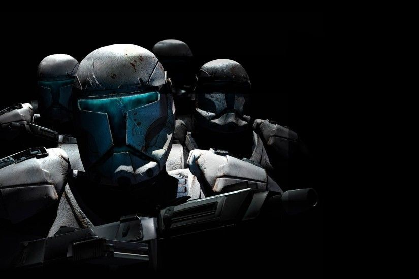 Star Wars, Star Wars Republic Commando, Video Games, Clone Trooper  Wallpapers HD / Desktop and Mobile Backgrounds