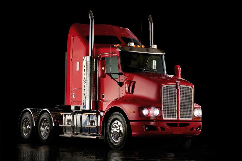 Kenworth Wallpaper Red Kenworth Trucks Wallpaper