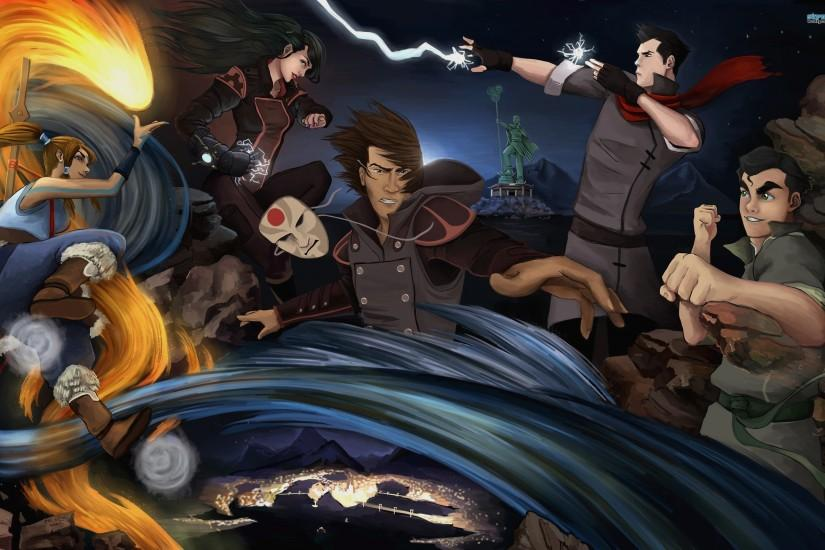 Avatar The Legend Of Korra new wallpaper