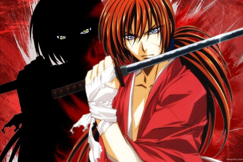 High Resolution Wallpaper | Rurouni Kenshin 1920x1200 px