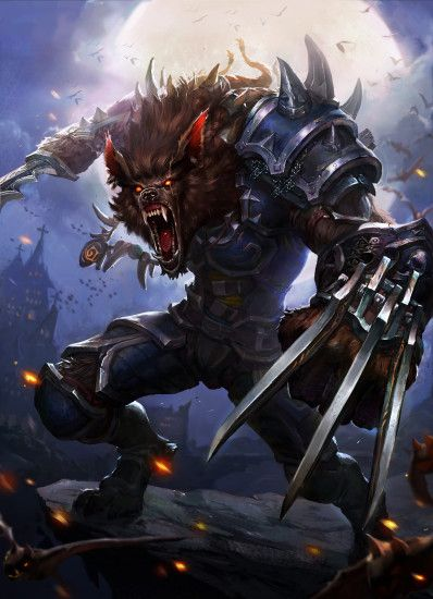 Worgen-rogue-warcraft-wallpaper