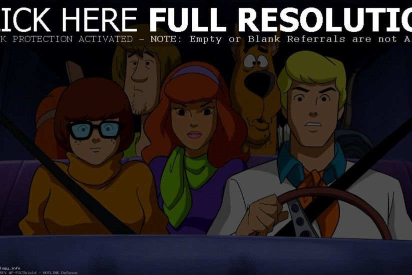 Elegant Scooby Doo Wallpaper