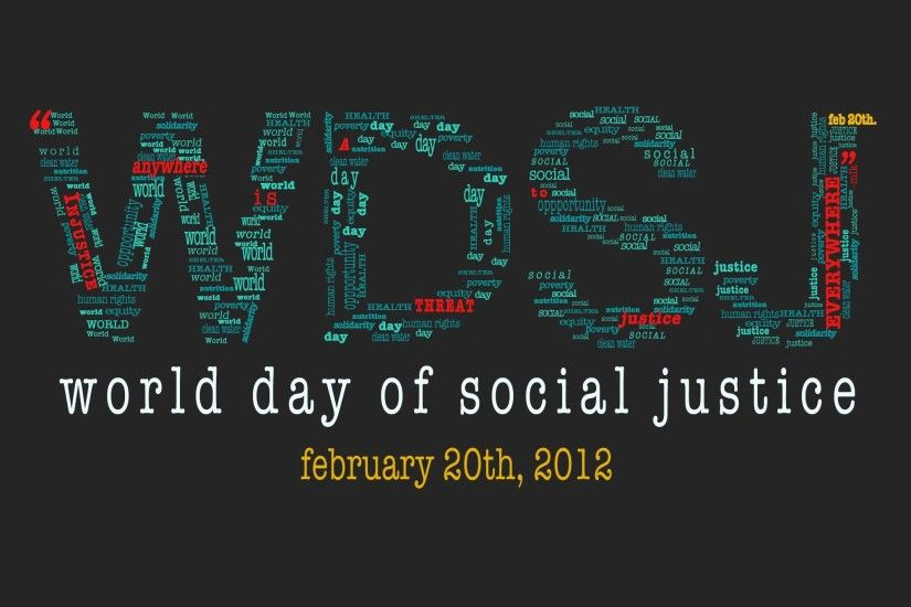 World Day of Social Justice wallpapers HD