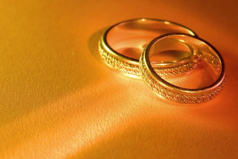 Wedding Rings Gold 1920×1200 #135329 HD Wallpaper Res: 1920x1200 .