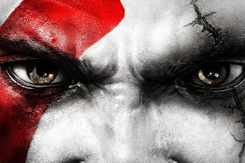 Kratos - God of War 3 wallpaper - Game wallpapers - #4161