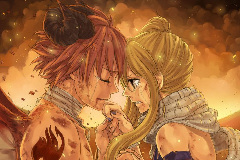 Lucy Heartfilia NaLu Natsu Dragneel · HD Wallpaper | Background ID:715983