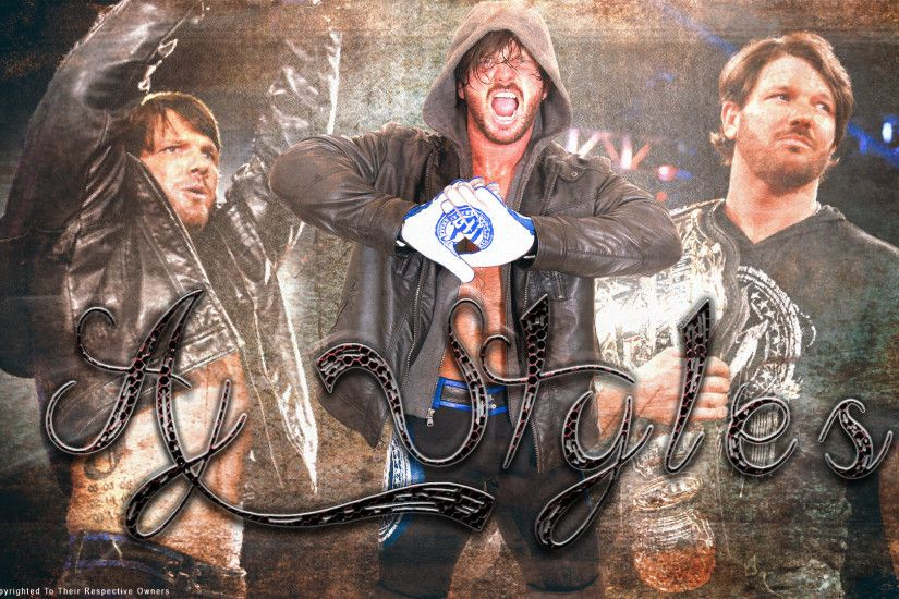 ... Aj Styles Wallpaper 2014 HD by Subinraj