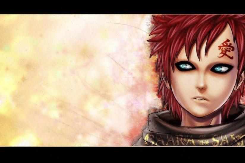 Gaara Wallpaper - Naruto Wallpaper