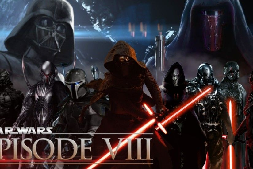 Bounty Hunters in the Knights of Ren and Darth Revan Theory - Star Wars  Episode 8 - YouTube