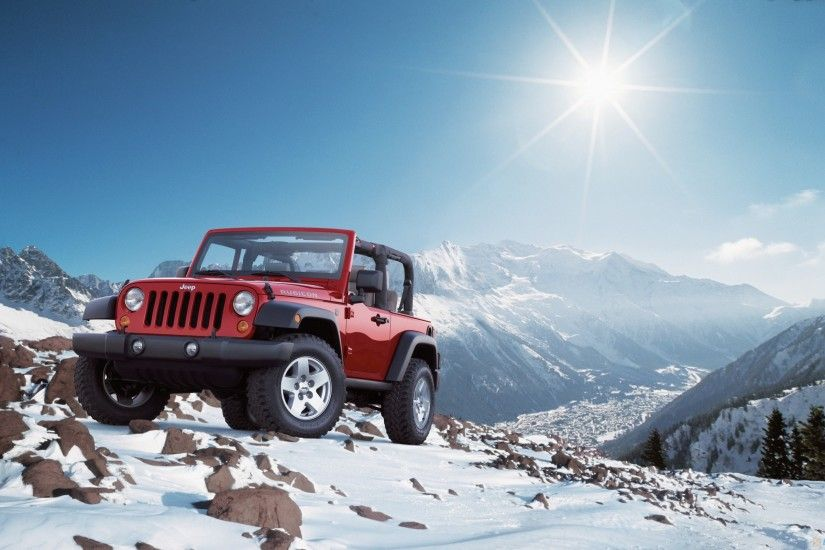 HD Wallpaper | Background ID:393458. 2560x1600 Vehicles Jeep Wrangler
